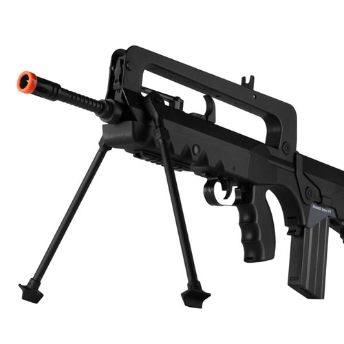 FAMAS F1 EVO AEG Airsoft Rifle Integrated Bipod
