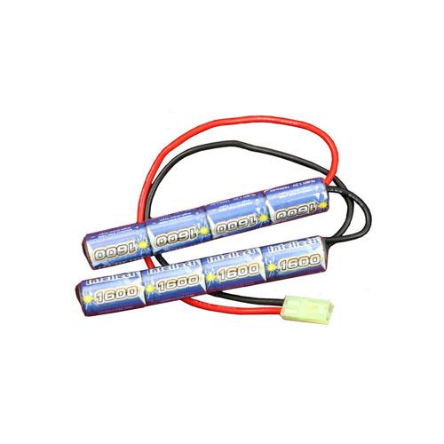 Battery 9.6V-1600mAh
