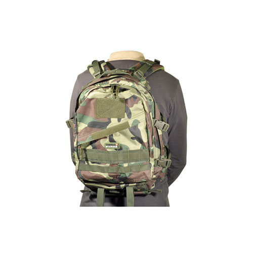 Swiss Arms Three Day Camo Back Pack
