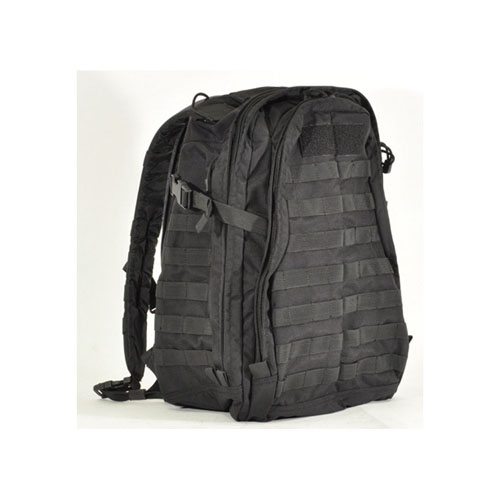 Swiss Arms Three Day Black Back Pack