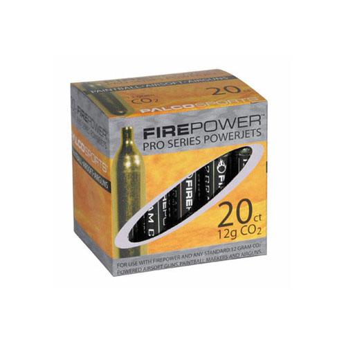 Firepower 20 Pack CO2 Box