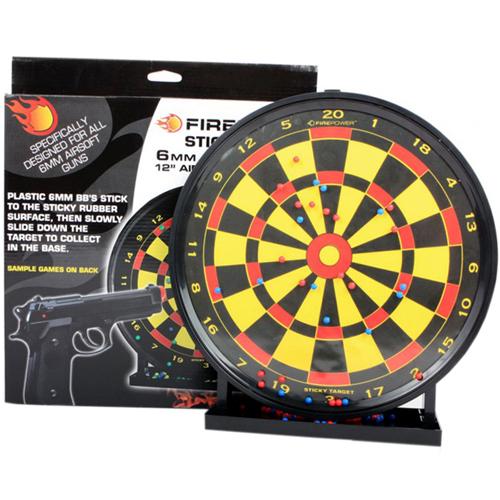 Firepower Dartboard Target