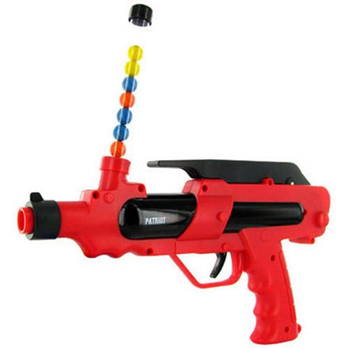Pistol Splat .50 cal Paintball Gun - Red