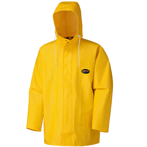 Pioneer Dry King PVC Hooded Jacket