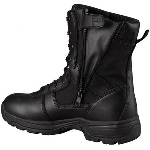 8 Inch Tactical Side Zip Boot - Wide