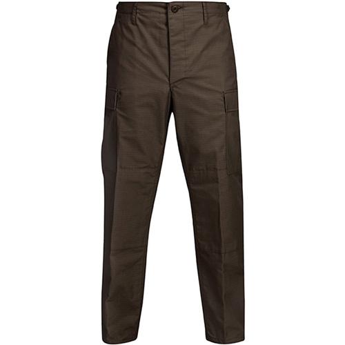 Button Fly Battle Rip BDU Pants