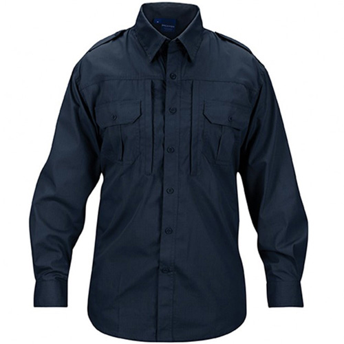 Propper Mens Long Sleeve Tactical Shirt - Polycotton Ripstop