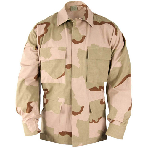 Men's BDU 4 Pocket Coat