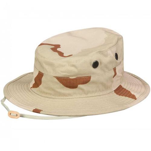 Boonie Hat - Nylon/Cotton Ripstop