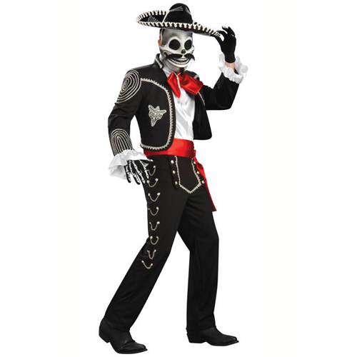 Rubies El Senor costumes