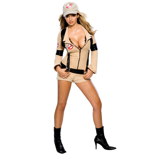 Rubies Womens Ghostbuster Sexy Costumes