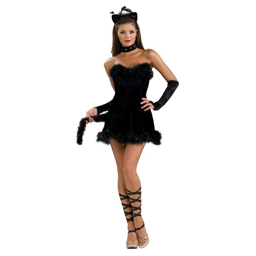 Rubies Womens Kissable Kitty Costumes