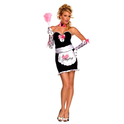 Rubies Playboy Mansion Maid
