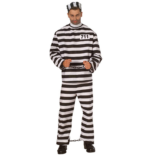 Rubies Prisoner Man Costumes