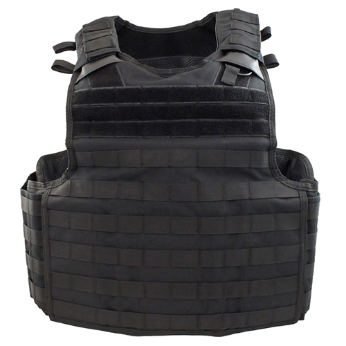 Quick-Release Plate Carrier
