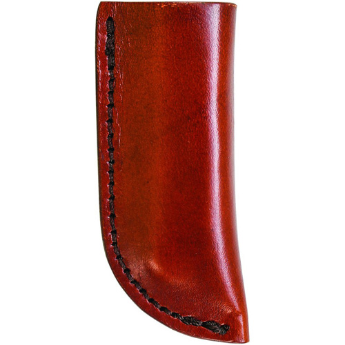 Old Timer Traditional Small Slip-In Leather Belt Sheath