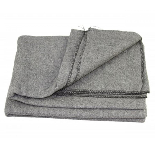 Army Surplus Utility Wool Blanket