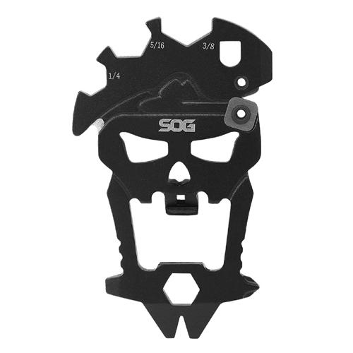 MacV 3Cr13 Stainless Steel Multi-Tool - Black