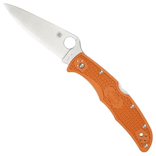 Endura Lightweight FRN Flat Ground Folding Knife