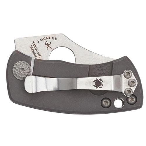 McBee CTS-XHP Blade Folding Knife