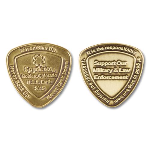 Spyderco COIN 2015 SpyderCoin