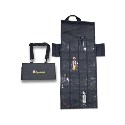 Spyderco Black Spyderpac Small 18 Pocket