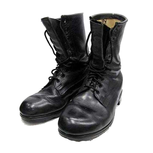 Canadian Combat Authentic Boots