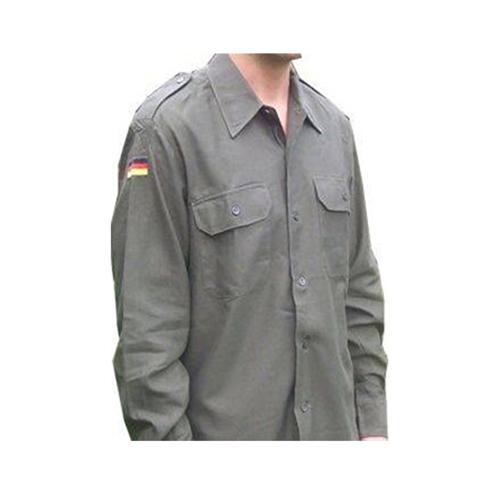 Grey Surplus German Shirt