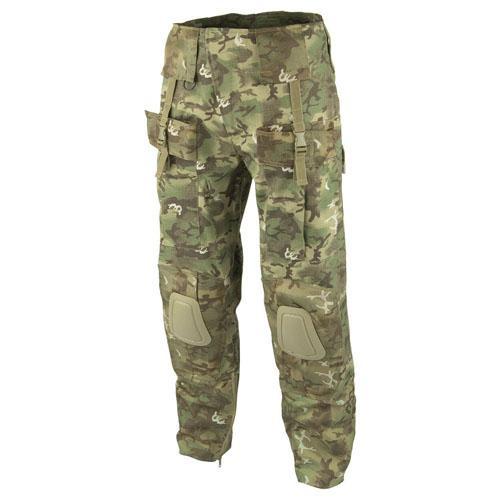 New Mil-Tec Arid-W/L Camo Tactical Warrior Pants