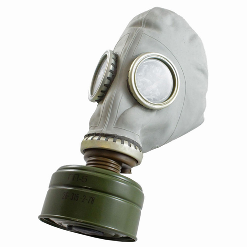 Soviet GP-5 Gas Mask Kit