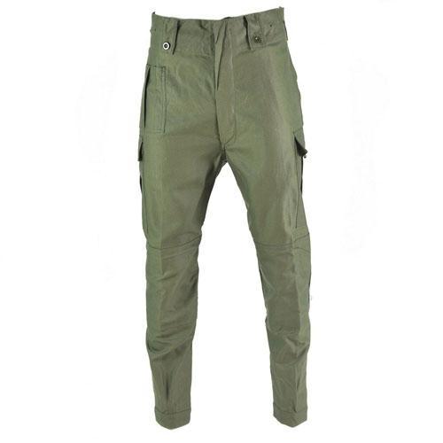 Belgium Olive Drab M64 Used Field Pants