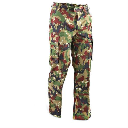 New Swiss M83 Camo Field Pants Like