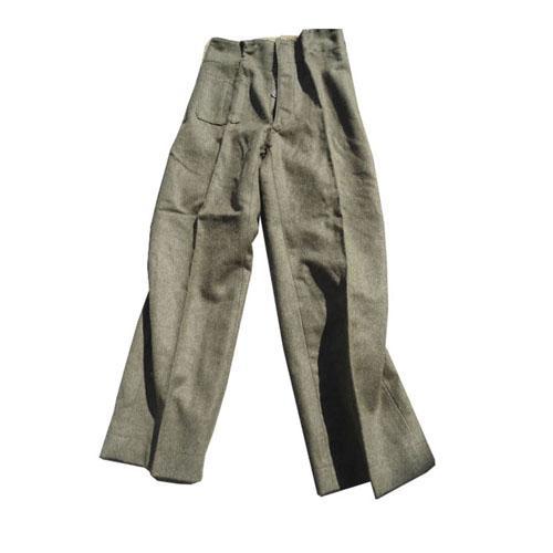 Greek Wool Used Pants
