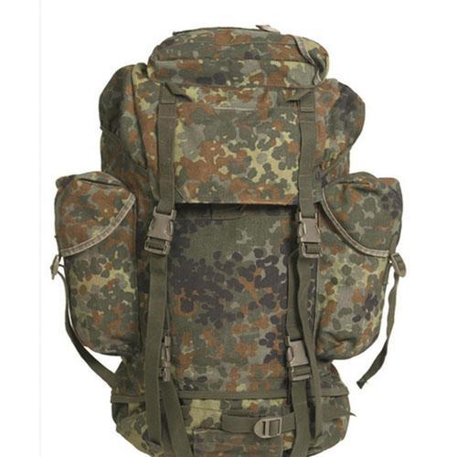 German Flectar Camo Combat Used Rucksack