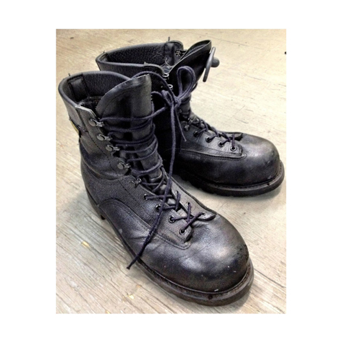 Canadian Military Used Gore-Tex Combat Boots