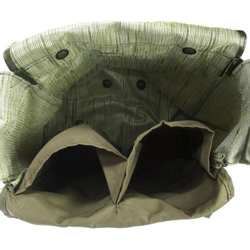 Surplus Czech Vinyl Olive Drab Bag