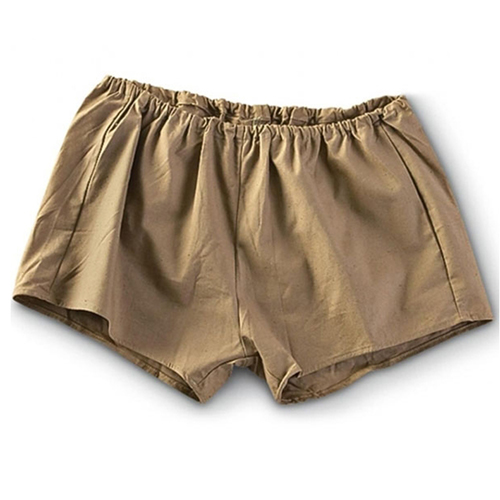 Surplus Czech Shorts