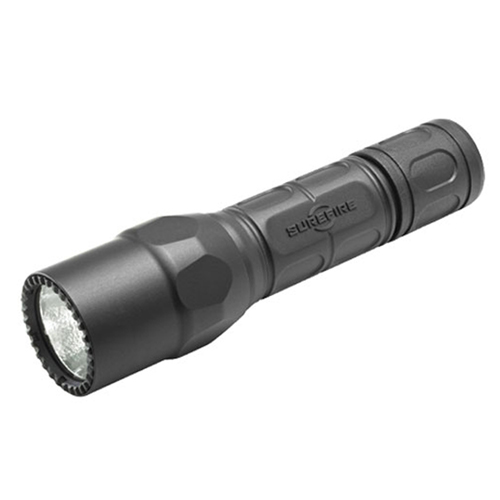 G2X Black Polymer Pro Dual Output Led Flashlights
