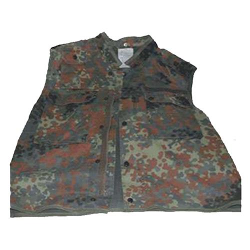 German Camo Flectarn Vest