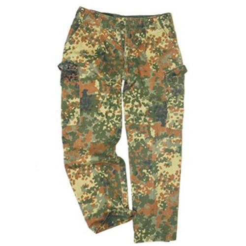 German Flectar Camo Field Used Pants