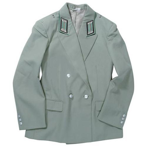 East German Officer Parade Jacket