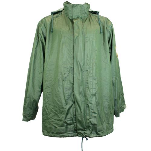 German GoreTex Police Raincoat