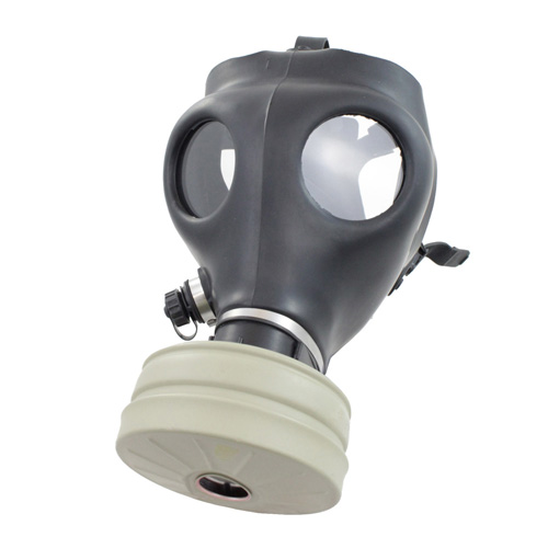 Israeli Civilian 4A1 Gas Mask and Filter