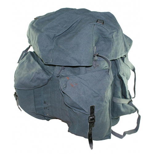Blue Surplus Italian San Marco Backpack