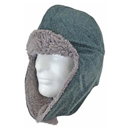 Swiss Army Surplus Wool Winter Cap