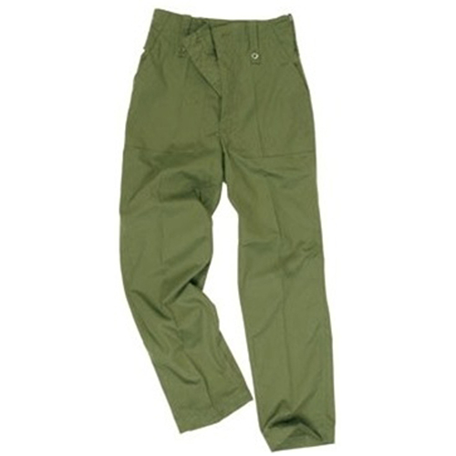 British OD Field Pants USED
