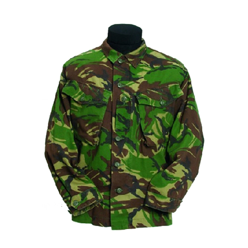 British Dpm Camo Field Used Shirt