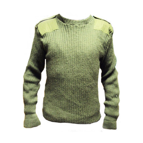Surplus British Commando Sweater