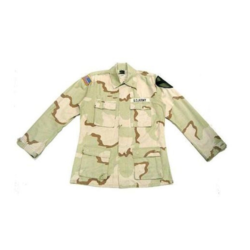 U.S. Military 3 Color Desert Shirt