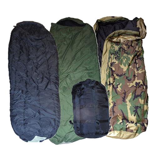 Surplus U.S. 4 Piece Set Sleeping Bag